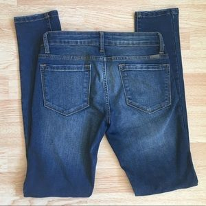 KanCan Skinny Stretch Jeans Medium Wash - 26